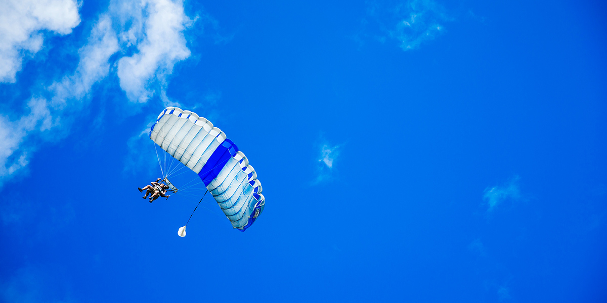 Medische Keuring parachutespringen